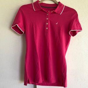 Nautica Women's polo t-shirt